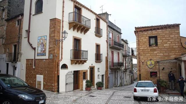 意大利西西里城镇廉售房屋,每所1欧元