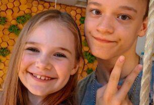 据英国《每日星报》3月17日报道,近日,乌克兰8岁童模米拉·马克萨娜丝(Mila Maxanets)被父母安排与13岁少年帕维尔·帕伊(Pavel Pai)结婚并同居,而成为父母赚钱工具,引发众怒。