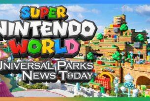 据报道,奥兰多环球影城的「超级任天堂世界」主题公园由于疫情原因预计将延期到2025年开放。