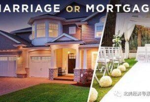 买房是夫妇能做的最好的投资,但婚礼是另一种投资——为余生感情奠定基础。