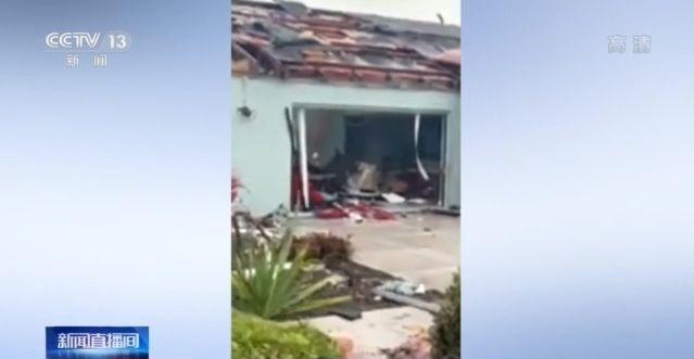 佛州1人在恶劣天气袭击中死亡