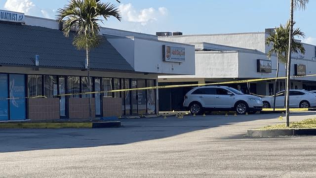 迈阿密枪击事件致2人死亡20多人受伤