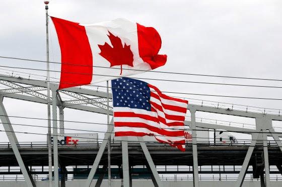 加美边境继续关闭一个月至7月21日