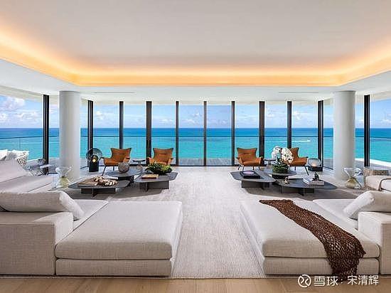 一匿名买家以加密货币购入迈阿密海滩2250万美元顶层公寓,破世界纪录