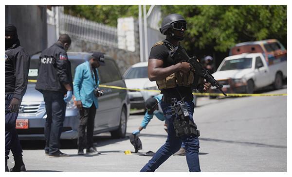 """海地国家警局局长:逮捕一名佛罗里达州医生,系刺杀总统的""""核心""""人物"""