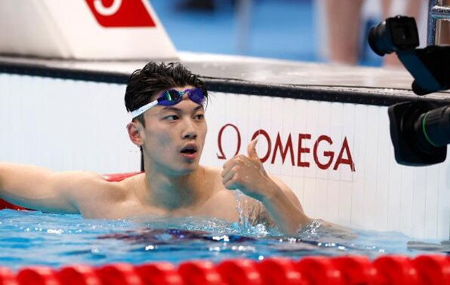 从铜牌到金牌!孙杨恩师又带出了一位奥运冠军,刷爆3大纪录!