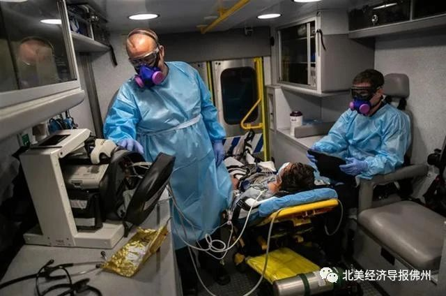 佛州一周内5名警察感染死亡,政府呼吁:叫救护车前请三思