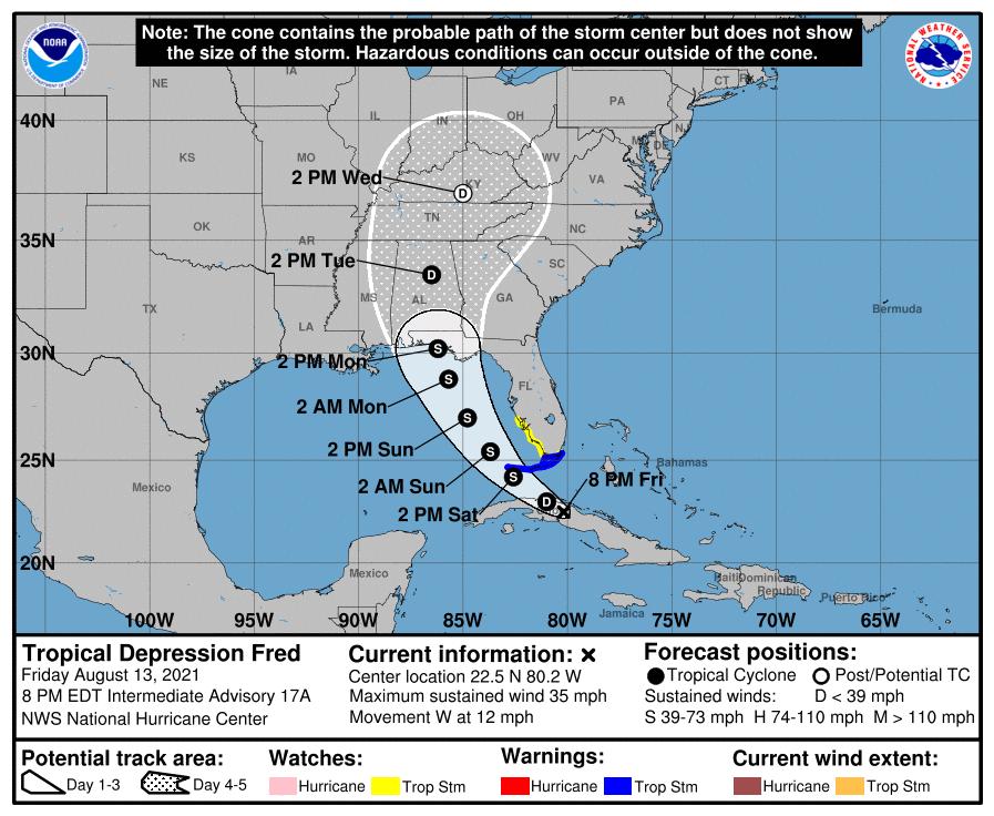 双飓风来袭:弗雷德优先,新风暴07L或随后