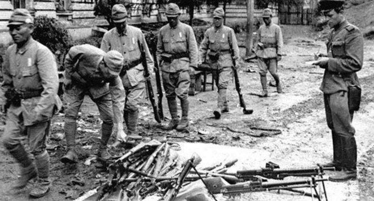 """俄罗斯解密二战档案:""""毒剂和细菌武器""""让苏联决定对日宣战"""