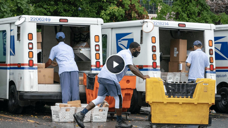 美国邮政节日期间涨价, 投递速度降低
