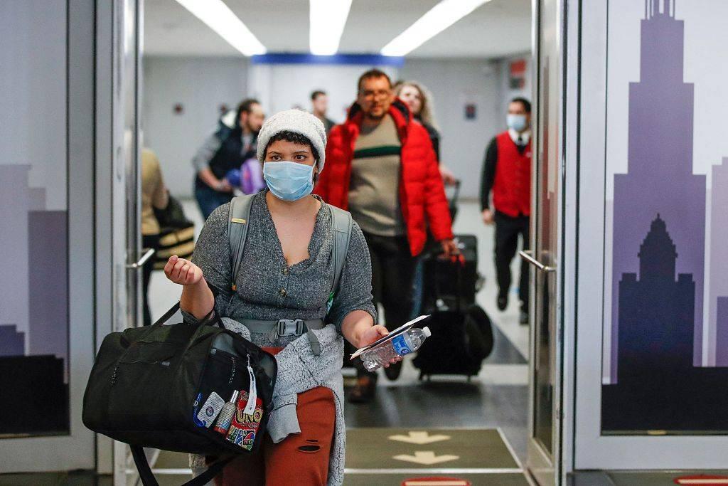 白宫宣布放宽对33国入境禁令 旅客11月起完全接种疫苗可入境
