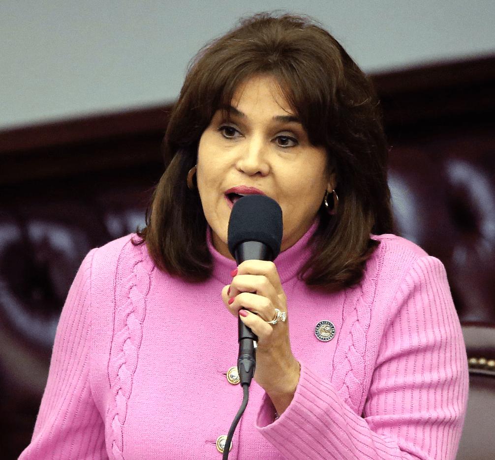 拉丁裔妇女参与佛州州长竞选