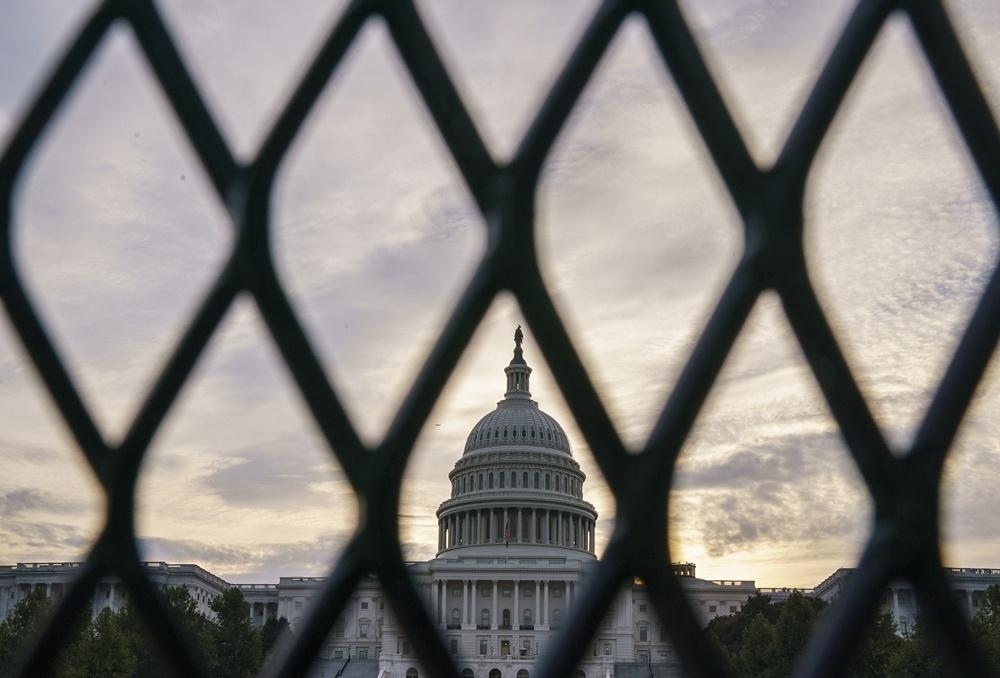 特朗普想保留国会冲击事件档案 白宫:他没这个特权